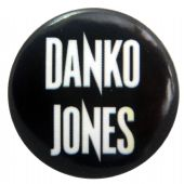 Danko Jones - 'Name' Button Badge